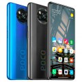 Xiaomi Poco X3 Blue and Black official images