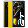 Realme GT 5G Gold and Black